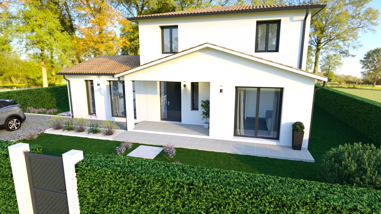 modèle de maison GUSTAVE