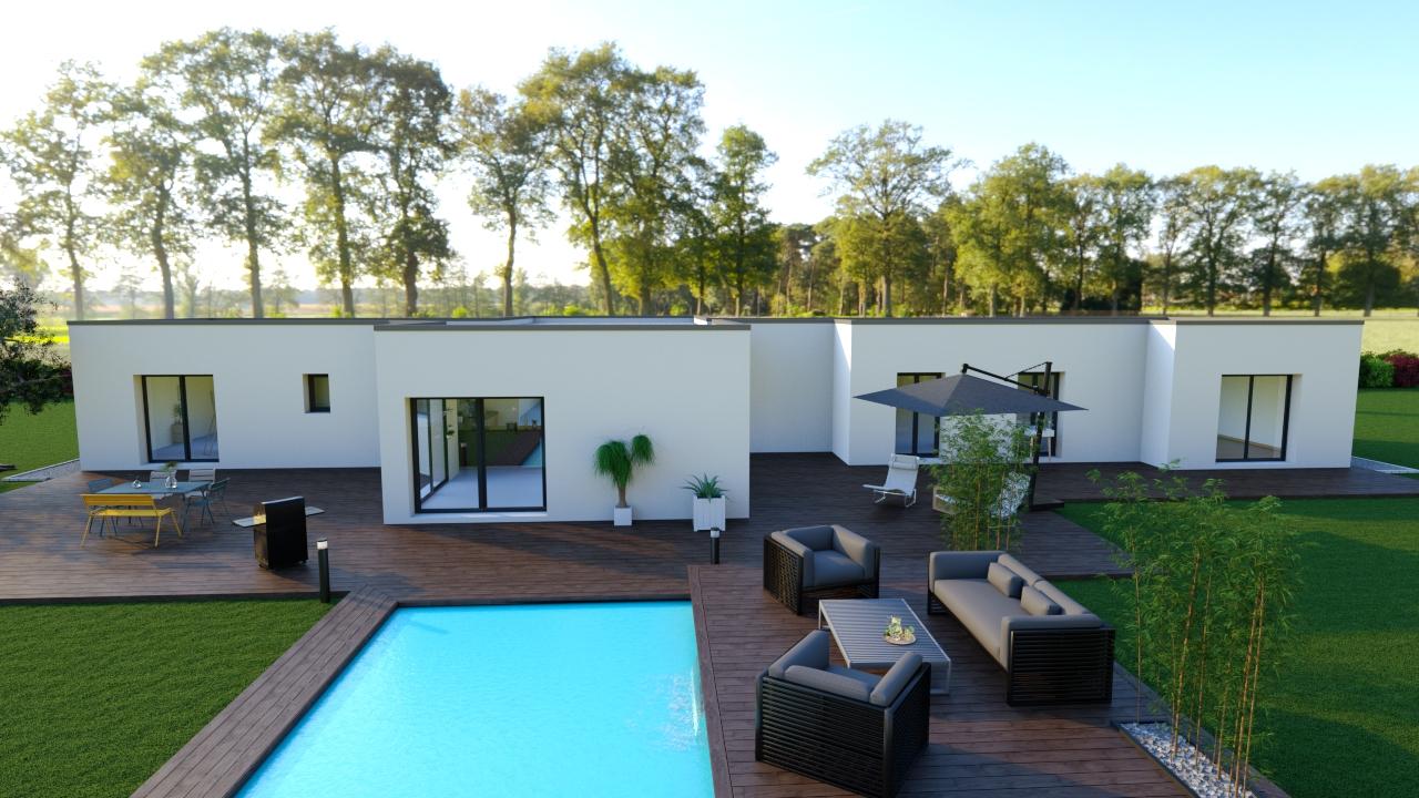 Modèle de villa sur-mesure VASSILY