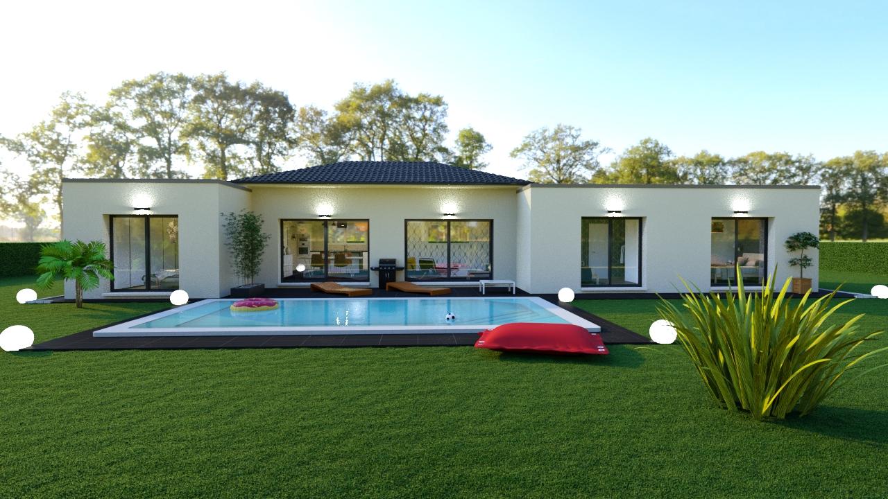 Modèle de villa JOAN