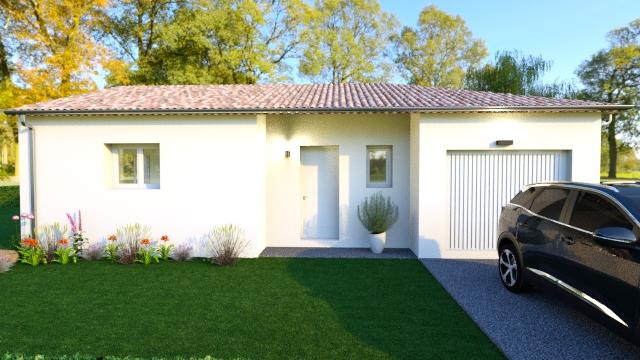 Modèle de maison LUCAS