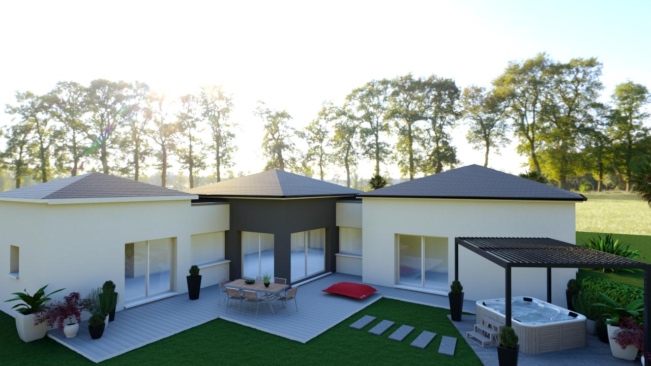 Modèle de maison tendance VINCENT