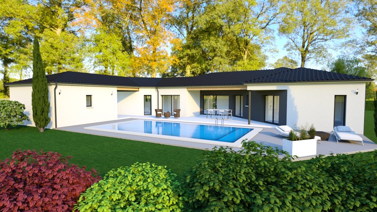 Modèle de maison haut de gamme EDOUARD