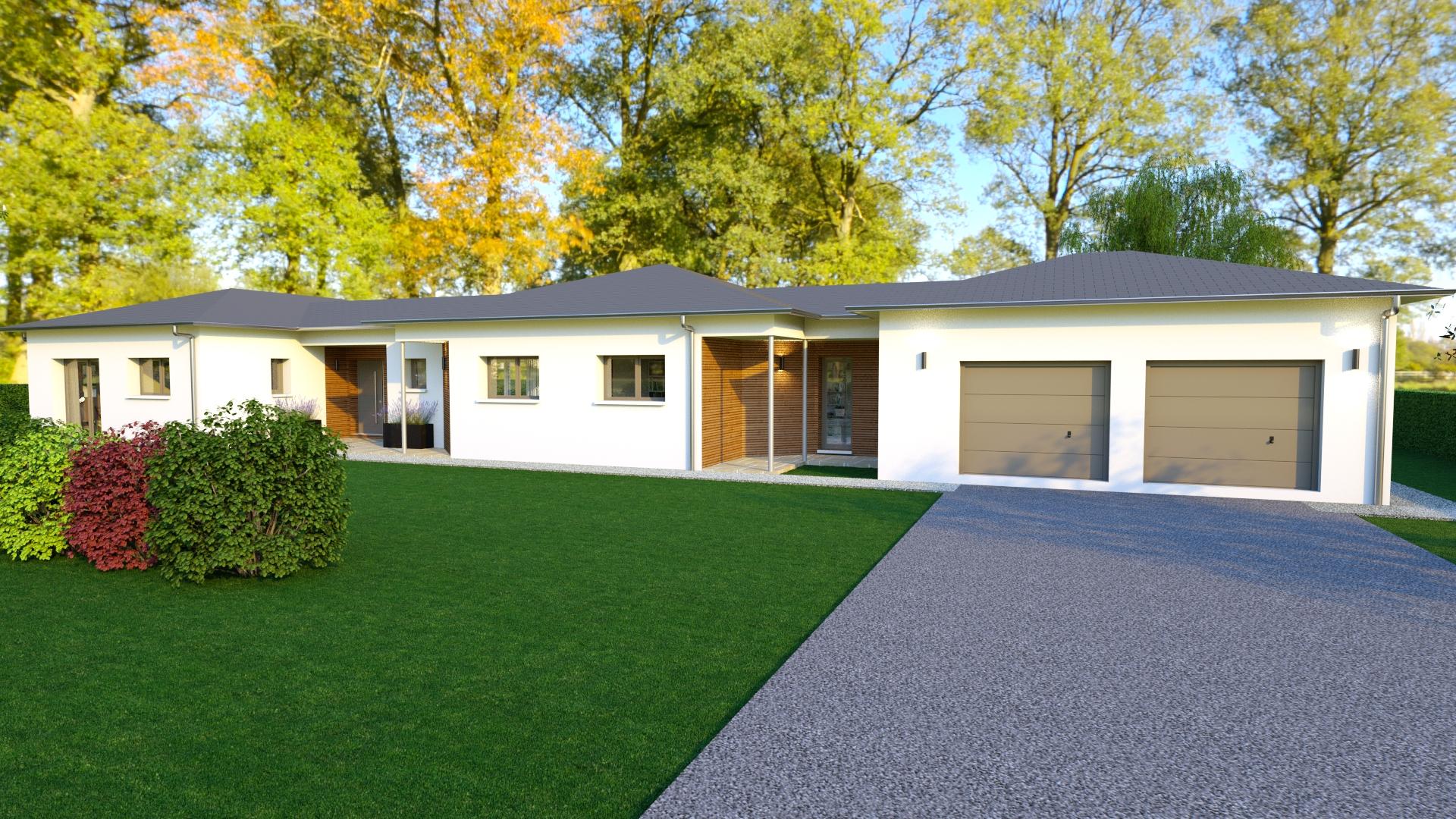Modèle de maison TAMARA